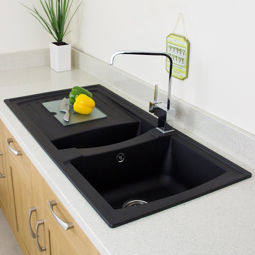 Get Rid Of Sink Odours In Your Kitchen